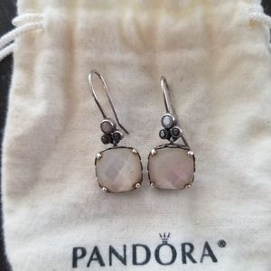 Pandora Sincerity earrings